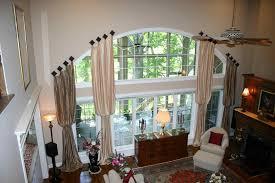 round top window treatments decor window ideas