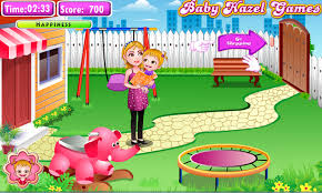 Play Home Design Games Online For Free Baby Hazel Flower Android Apps On Google Play