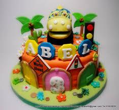 chuggington trains theme sensational cakes singapore