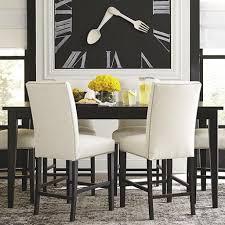 bassett dining room set black dining room furniture sets best 20 black dining tables ideas