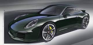 brewster green porsche 2013 porsche 911 club coupe limited edition cars exclusive
