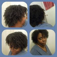 natural hair curl activator with things from home my natural hair journey twist out from two strand twist using