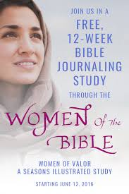 Challenge Through Nose Announcing Of Valor A Free 12 Week Bible Journaling