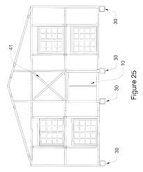 container architecture floor plans patent us20100018131 transportable modular self contained
