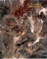 Unlv Map Nevada Test Site Oral History Project Contested Landscapes