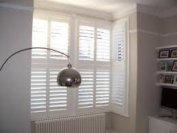 Budget Blinds Halifax Square Bay Halifax Wooden Window Shutters With Hidden Tilt Rods