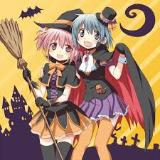 halloween anime the null set