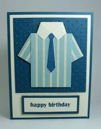 masculine birthday card i stamped that