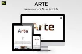 free muse template free adobe muse templates photos graphics fonts themes