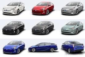 what colors are available 2016 toyota prius long term road test