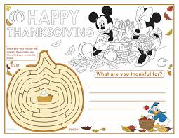 Thanksgiving Fun Pages Thanksgiving Coloring Pages