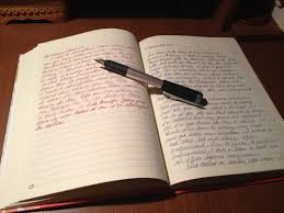 paper with writing on it my journey with writing and how it changed my life credit wordpress com