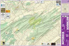 Green Ridge State Forest Map by Retail Maps