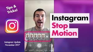 cara membuat instagram renhard how to use instagram stop motion feature youtube