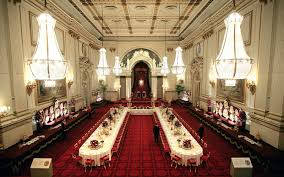 Palace Interior by Buckingham Palace One Of The Most Magnificent Palaces In The