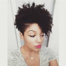face for natural black tapered cut the taperedcut naturalhairstyle inspo via missalexandrianicole