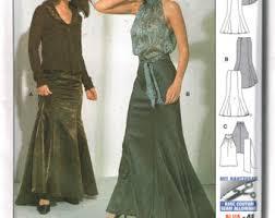 mermaid and trumpet skirt sewing tutorial pdf diy maternity skirt