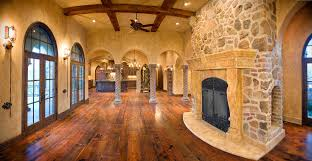 incredible old world tuscan ramsey building new home
