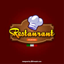 post professional italain restaurant logo design with open source file