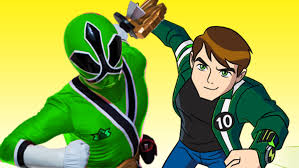 power rangers ben 10 games hd