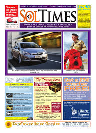 sol times issue 103 costa calida blanca edition by nigel judson