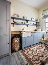 blue grey kitchen cabinets blue gray kitchen houzz