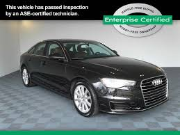 used 2016 audi a6 sedan pricing for sale edmunds