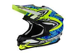 scorpion motocross helmets vx 15 evo air
