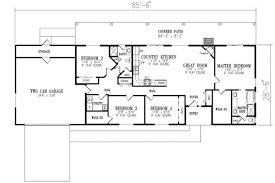 350 sq ft floor plans ranch style house plan 4 beds 2 00 baths 1720 sq ft 1 350 plans