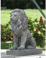 lion statues for sale savings on outdoor lion statues