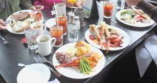 brunch table sunday live jazz brunch buffet 11 30 4 picture of storyville