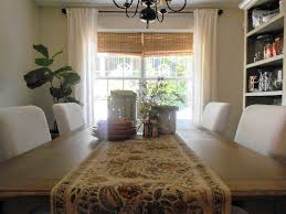 Poor Living Room Designs Adding Fall To The Dining Room Oak House Design Co