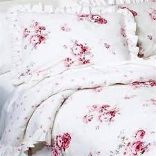 shabby chic pillow shams ebay