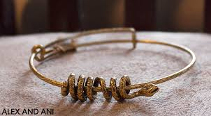 snake bracelet charms images Alex and ani snake bracelet the wire jpg
