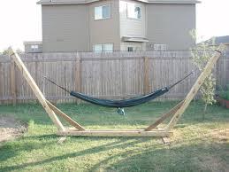 25 unique wooden hammock stand ideas on pinterest wooden