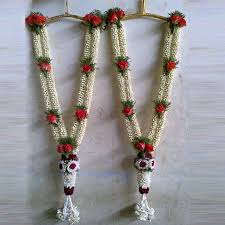 indian wedding garlands wedding petal garlands malai supplier in chennai