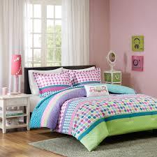 Walmart Girls Bedding Mainstays Kids Paris Bed In A Bag Bedding Set Walmart With Regard