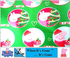 christmas wrap disney character cards wrapping paper stationery birthday
