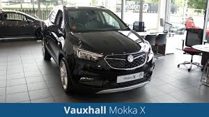 vauxhall mokka vauxhall mokka x 2016 review youtube