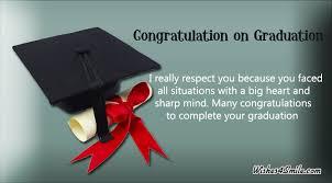 congratulation messages for graduates wishes4smile