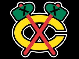 chicago blackhawks nhl logos pinterest