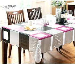 dining table cover clear plastic tablecloth walmart image of black tablecloth clear plastic