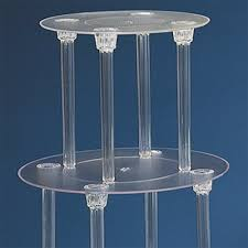 cake tier stand 4 tier wedding cake stand divider set cake stands
