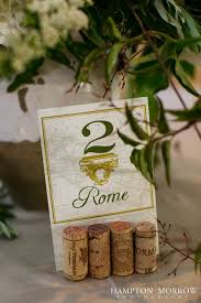 themed table numbers 33 best italian themed wedding images on themed