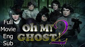 film hantu thailand subtitle indonesia full thai movie oh my ghost 2 english subtitle thai comedy youtube