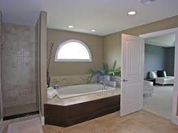 master bath with whirlpool tub and separate shower stall master master bath with whirlpool tub and separate shower stall