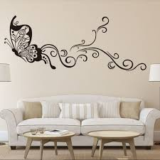 online shop hot butterflies wall stickers home decor creative online shop hot butterflies wall stickers home decor creative vinilos decorativos pared living room removable waterproof sticker mural aliexpress mobile