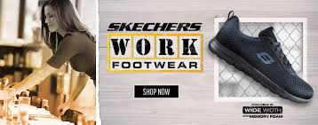 women u0027s skechers work shoes and boots