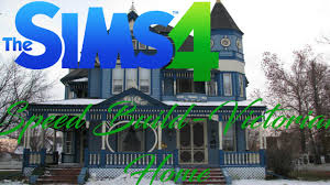 sims 4 speed build victorian house youtube