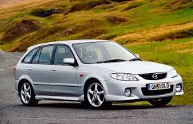 mazda 323 hatchback review 1998 2003 parkers